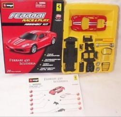 Bburago Race & Play Assembly Kit - Ferrari 430 Scuderia 1:43