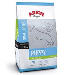 Arion Puppy Small Breed - Chicken & Rice 3kg