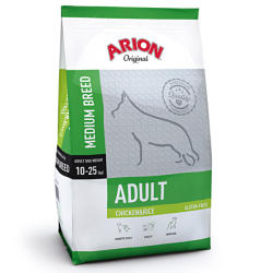 Arion Adult Medium Breed - Chicken & Rice 3kg