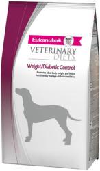 Eukanuba Weight/Diabetic Control 2x12kg