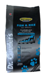 Dr.Clauder's Best Choice - Adult Fish & Rice All Breed 2x12,5kg