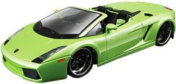 Bburago Street Tuners - Lamborghini Gallardo Spyder 1:32