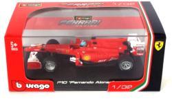 Bburago F10 Ferrari Fernando Alonso 1:32