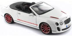 Bburago Plus SS Bentley Continental Convertible ISR 1:18