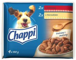 Chappi Beef & Chicken 4x100g