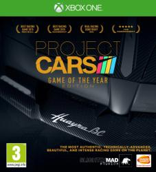 Namco Bandai Project CARS [Game of the Year Edition] (Xbox One)