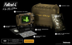 Bethesda Fallout 4 [Pip-Boy Edition] (PS4)