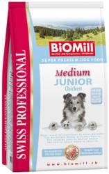 Biomill Swiss Professional Medium Junior 2x12kg