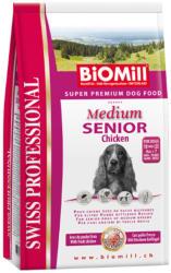 Biomill Swiss Professional Medium Senior 2x12kg