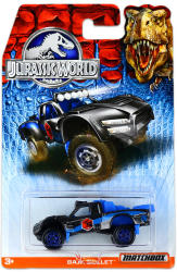 Mattel Matchbox - Jurassic World -  Baja Bullet