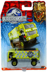 Mattel Matchbox - Jurassic World - Desert Thunder