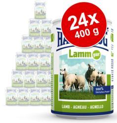 Happy Dog Lamm Pur - Lamb 24x400g