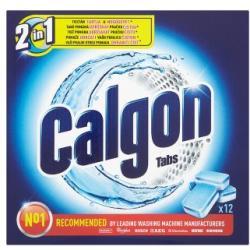 Calgon 2in1 tabletta 12db 180g