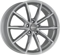 Mak Ringe Silver CB57.1 5/112 18x8 ET50