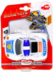 Dickie Toys Rescue Service Team - Rendőrautó