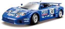 Bburago Bugatti EB 110 Le Mans 1:18