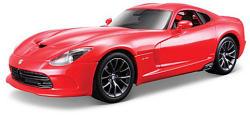 Bburago Street Fire - Dodge Viper GTS 1:32
