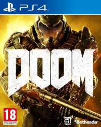 Bethesda Doom [Day One Edition] (PS4)