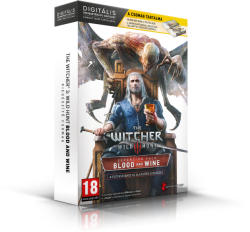 CD PROJEKT The Witcher III Wild Hunt Blood and Wine (PC)