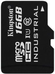 Kingston microSDHC Industrial 16GB UHS-I SDCIT/16GBSP