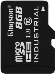 Kingston microSDHC Industrial 8GB C10/U1/UHS-I SDCIT/8GBSP