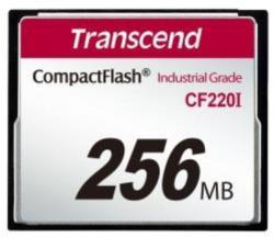 Transcend Transcend Industrial CF CF220I 256MB TS256MCF220I