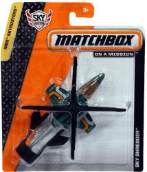 Mattel Matchbox MBX Sky Busters - Sky Shredder helikopter