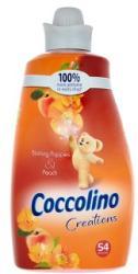 Coccolino Creations Blushing Poppies & Peach öblítő 1,9L