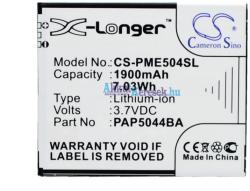 Compatible Prestigio Li-ion 1900 mAh PAP5044BA