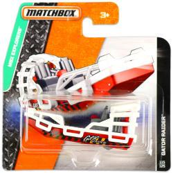 Mattel Matchbox - MBX Explorers - Gator Raider kishajó
