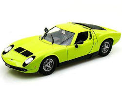 Bburago Lamborghini Miura (1968) 1:18