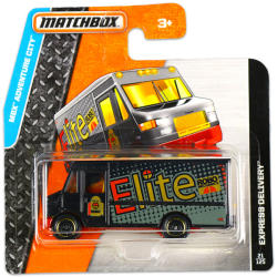 Mattel Matchbox MBX Adventure City - Express Delivery