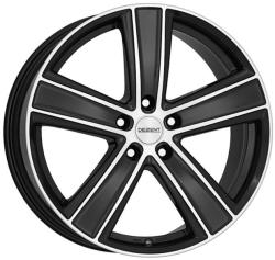 DEZENT TH dark CB71.6 5/127 17x7.5 ET40