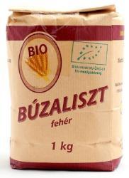 Első Pesti Malom Bio búzaliszt, fehér (BL-80) 1kg