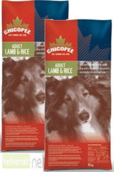 Chicopee Adult Lamb & Rice 2x20kg
