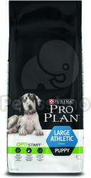 PRO PLAN OptiStart Large Athletic Puppy 3x12kg