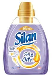 Silan Soft & Oils Purple öblítő 750ml