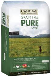CANIDAE Grain Free Pure Land - Fresh Buffalo 10,8kg