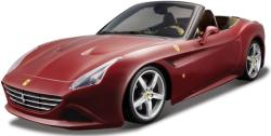 Bburago Ferrari California T, nyitott tetejű 1:24