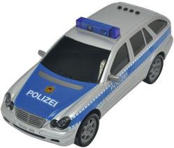 Dickie Toys Rendőrségi autó - Mercedes