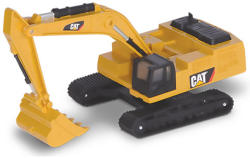 Toy State CAT fém munkagépek - 390D Exkavátor 15cm