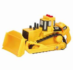 Toy State CAT földmunkagép - Dózer 13cm