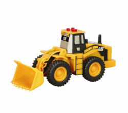 Toy State CAT földmunkagép - Markoló 13cm