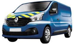 Mondo Renault Trafic csendőr kisautó 1:43