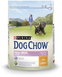 Dog Chow Small Breed Puppy Chicken 7,5kg