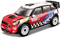 Bburago Rally Mini WRC Pierre Campana 1:32
