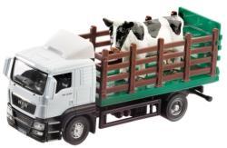 Mondo Man TGS állatszállító teherautó 1:43