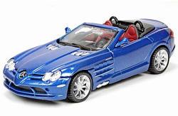Bburago Street Tuners - Mercedes SLR McLaren Roadster 1:32