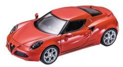 Mondo Alfa Romeo 4C 1:24
