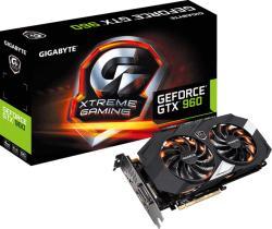 GIGABYTE GeForce GTX 960 Xtreme Gaming 4GB GDDR5 128bit PCIe (GV-N960XTREME-4GD)